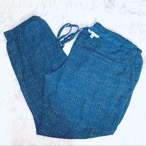 CAbi | Blue/White Polka Dot Pajamas | XL